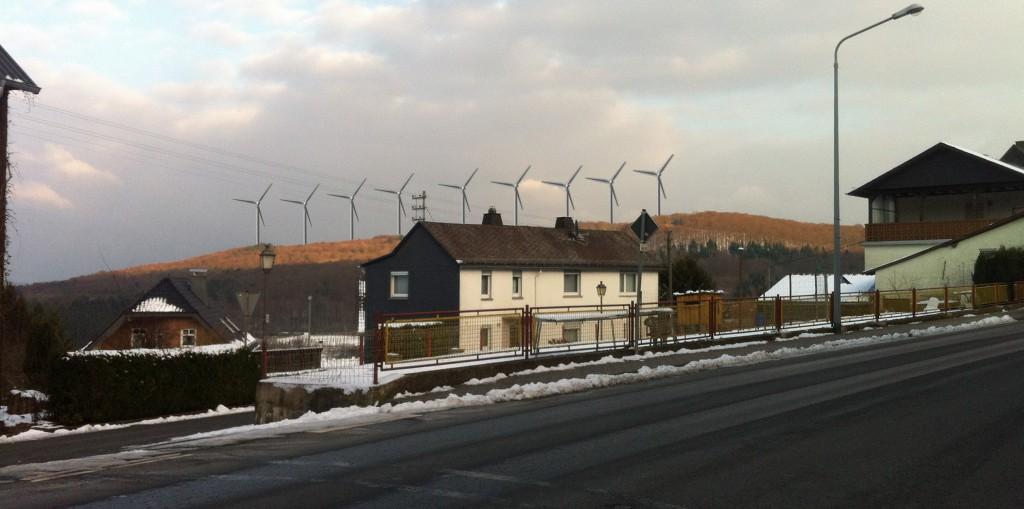 Windpark Merenberg