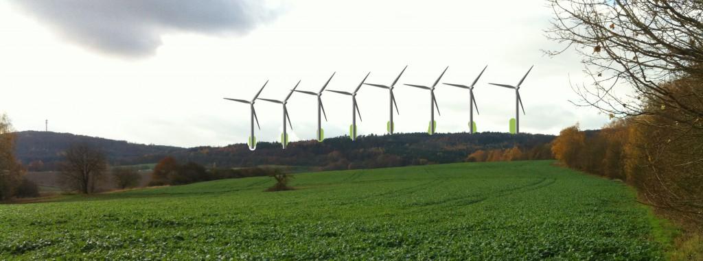 Windräder-Schletsberg