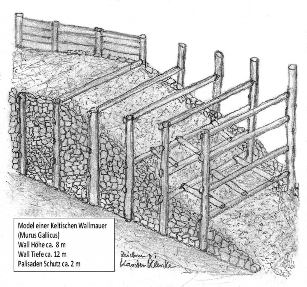 Keltenmauer